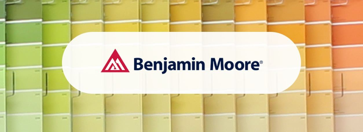 Learn more about Benjamin Moore