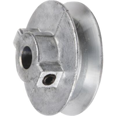 Chicago Die Casting 5 In. x 5/8 In. Single Groove Pulley