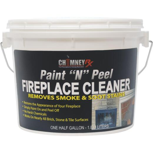 Chimney RX 1/2 Gal. Paintable Fireplace Masonry Cleaner