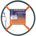 General Wire 3/4 In. x 1/16 In. x 50 Ft. Spear Carbon Steel Sewer Rod Image 1