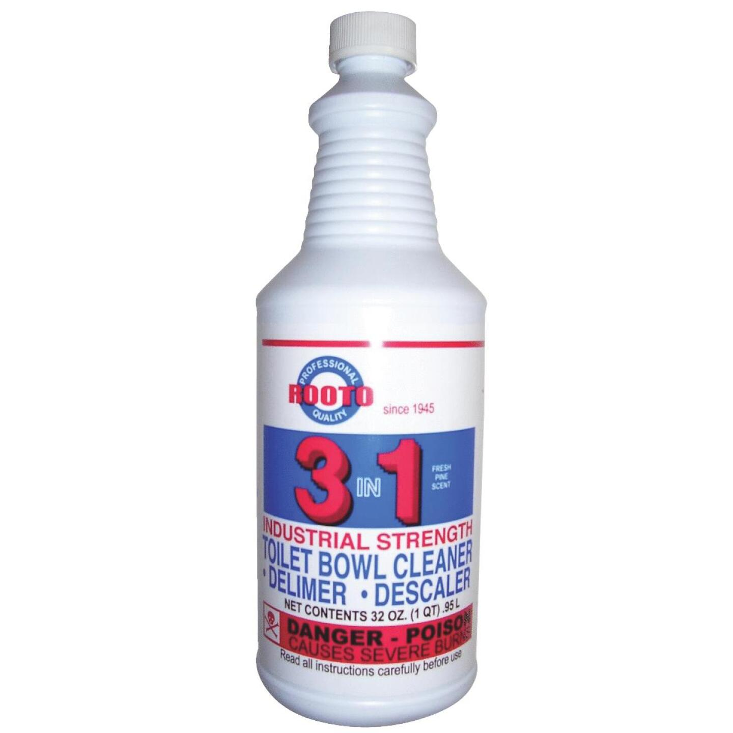 Rooto 32 Oz. Industrial Toilet Bowl Cleaner Image 1
