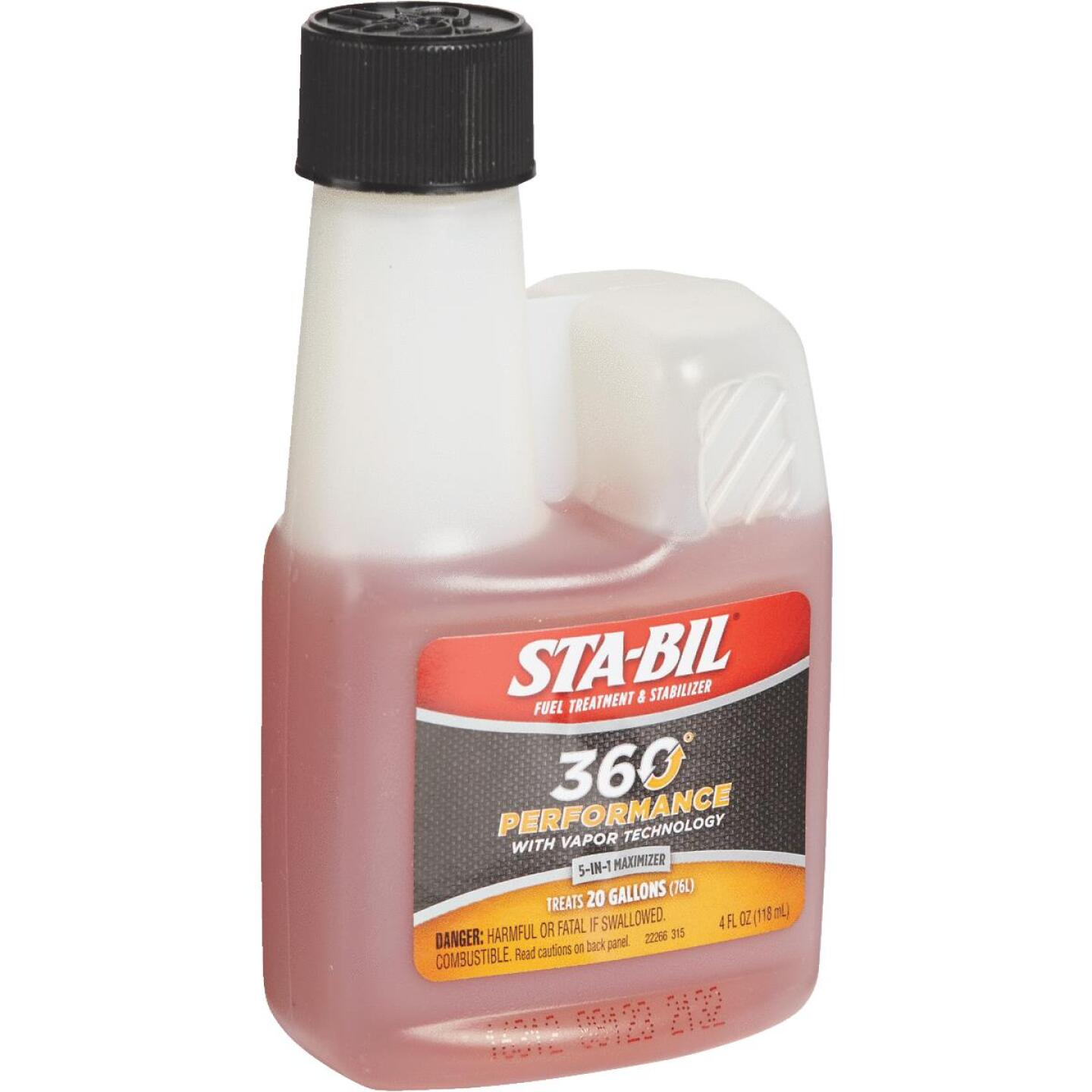 Sta-Bil 4 Fl. Oz. Ethanol Gas Treatment Image 2