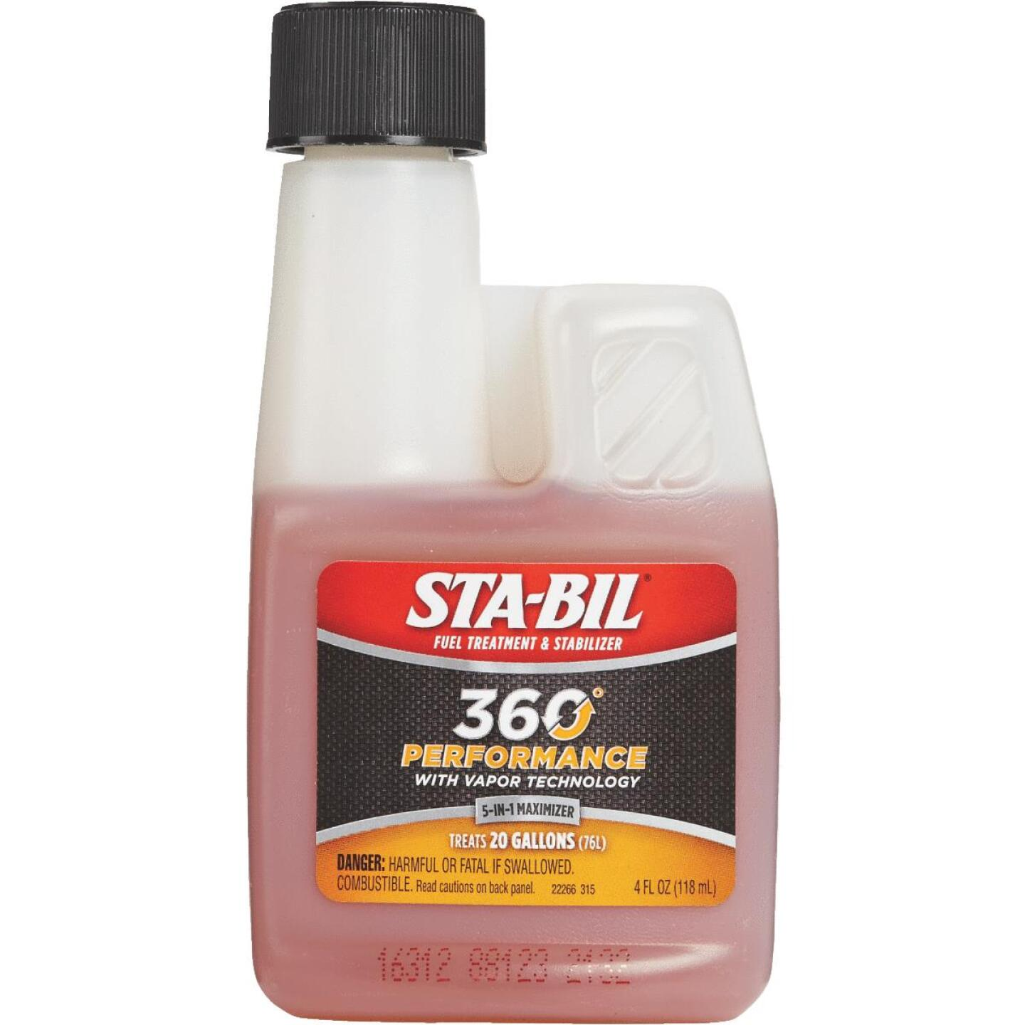 Sta-Bil 4 Fl. Oz. Ethanol Gas Treatment Image 1