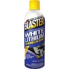 Blaster 11 Oz. Aerosol High-Performance White Lithium Grease Image 1
