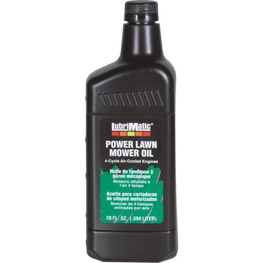LubriMatic 30W 20 oz 4-Cycle Power Motor Oil