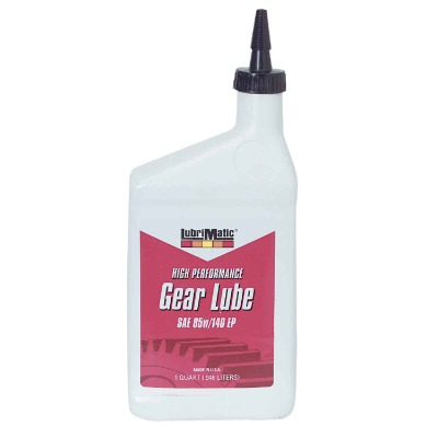 LubriMatic 1 Qt. 85W140 EP Gear Oil Lube