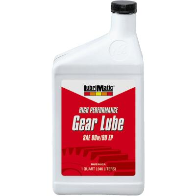 LubriMatic 1 Qt. 80W90 EP Gear Oil Lube