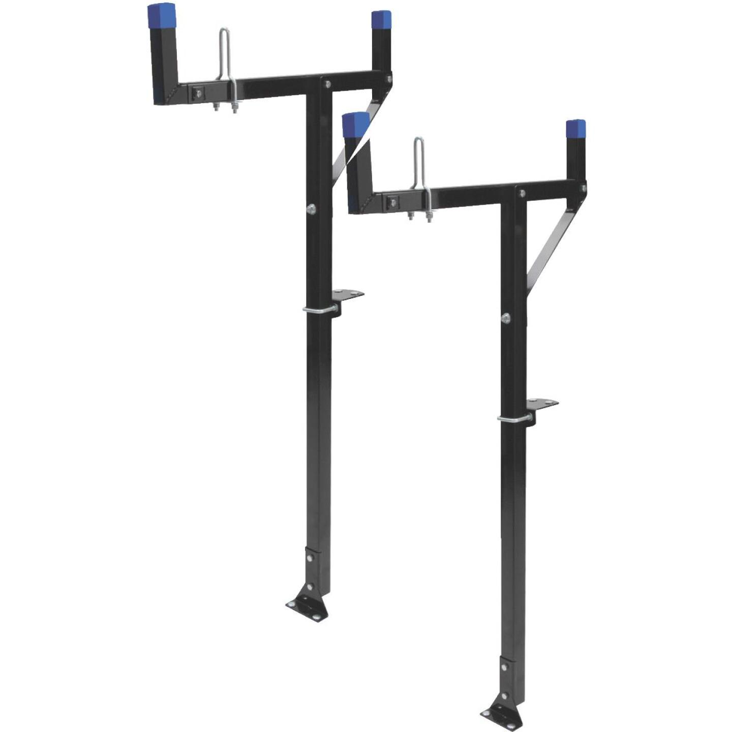 Werner Ladder 250 Lb Capacity Black Truck Rack Image 3