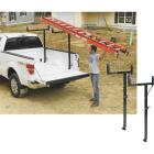 Werner Ladder 250 Lb Capacity Black Truck Rack Image 1