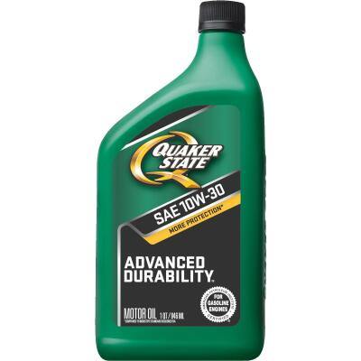 Quaker State 10W30 Quart Motor Oil