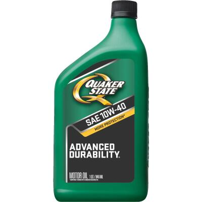 Quaker State 10W40 Quart Motor Oil