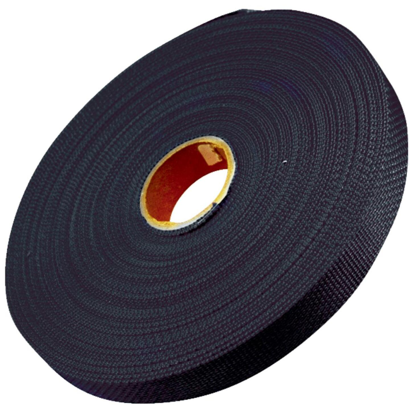 TURF 2 In. x 300 Ft. Black Light-Duty Polypropylene Strapping Image 1