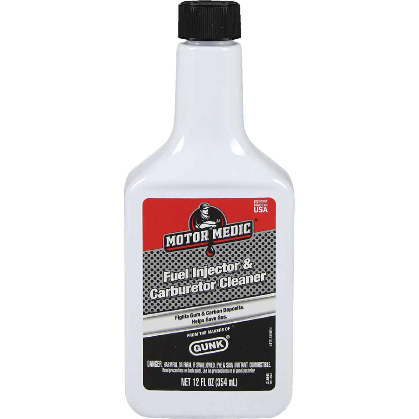MotorMedic Injector 12 Fl. Oz. Fuel System Cleaner Image 1