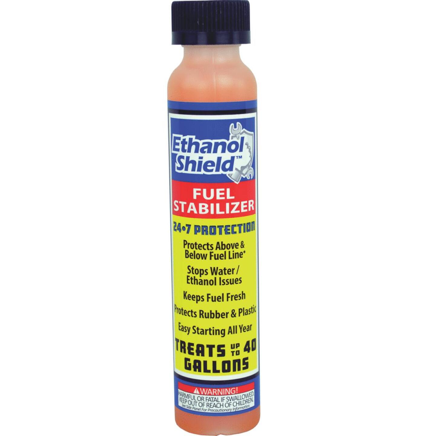 B3C Fuel Solutions 4 Fl. Oz. Ethanol Shield Gas Treatment and Stabilizer Image 1