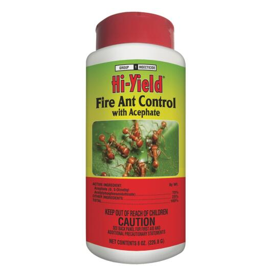 Hi-Yield 8 Oz. Ready To Use Powder Fire Ant Control with Acephate