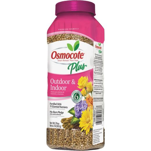 Osmocote Plus 2 Lb. 15-9-12 Outdoor & Indoor Dry Plant Food