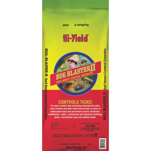 Hi-Yield Bug Blaster II 11.5 Lb. Ready To Use Granules Insect Killer