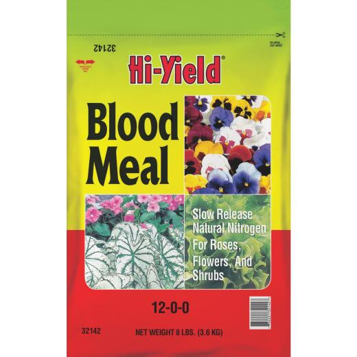 Hi-Yield 8 Lb. Blood Meal