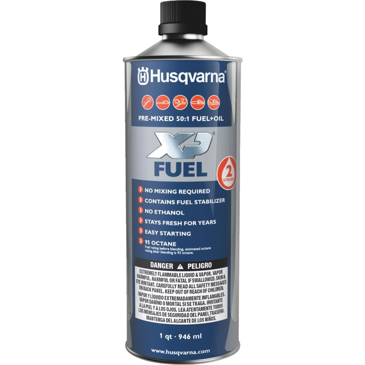 Husqvarna XP 32 Oz. 50:1 Ethanol-Free Small Engine Fuel & Oil Pre-Mix Image 1