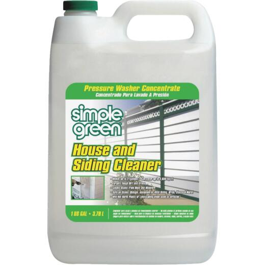 Simple Green House & Siding Pressure Washer Concentrate Cleaner