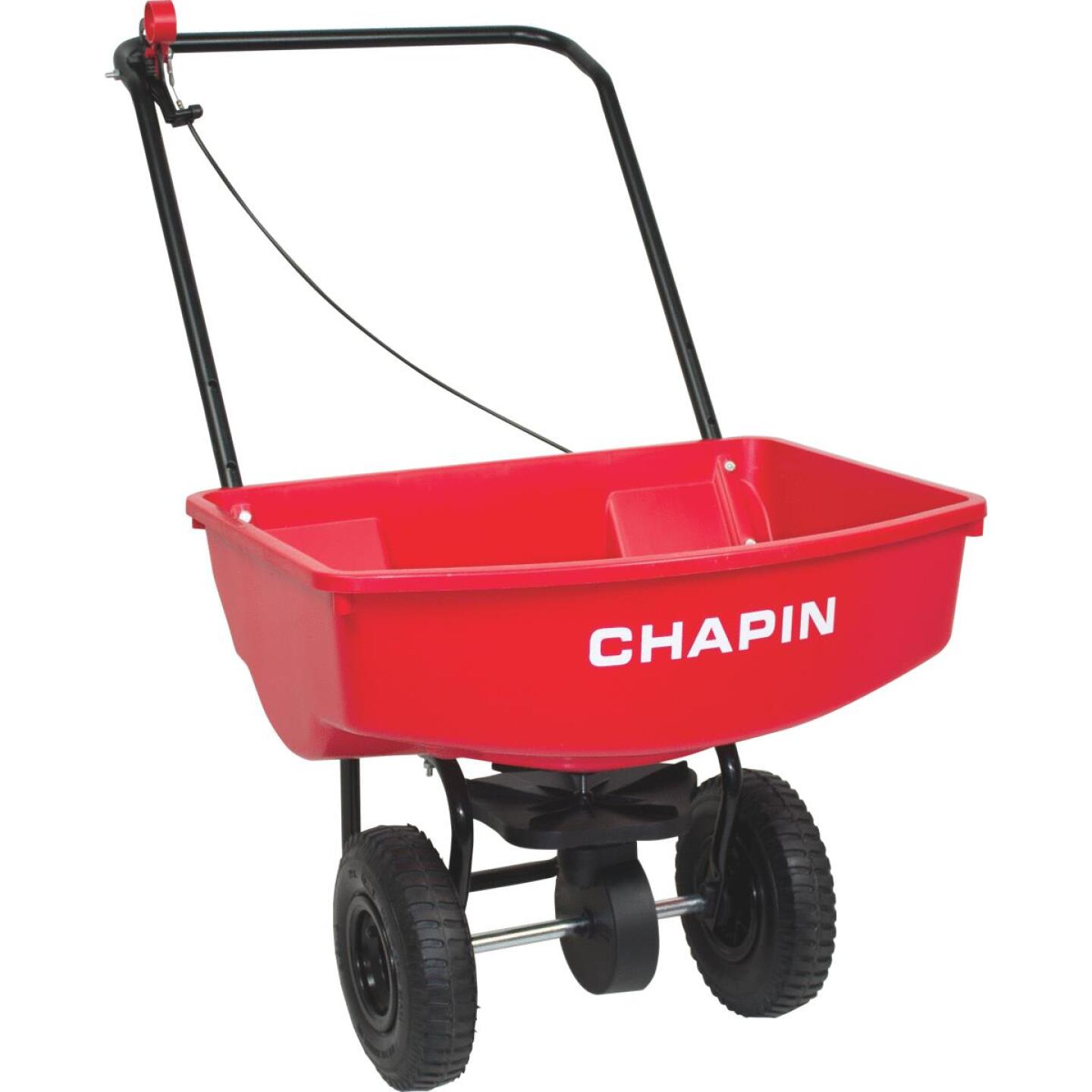 Chapin Deluxe 70 Lb. Capacity Residential Broadcast Push Spreader Image 1