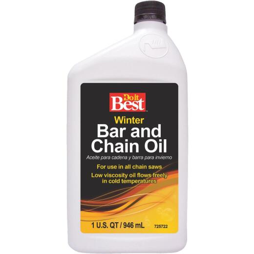 Do it Best Winter Bar and Chain Oil, 1 Qt.