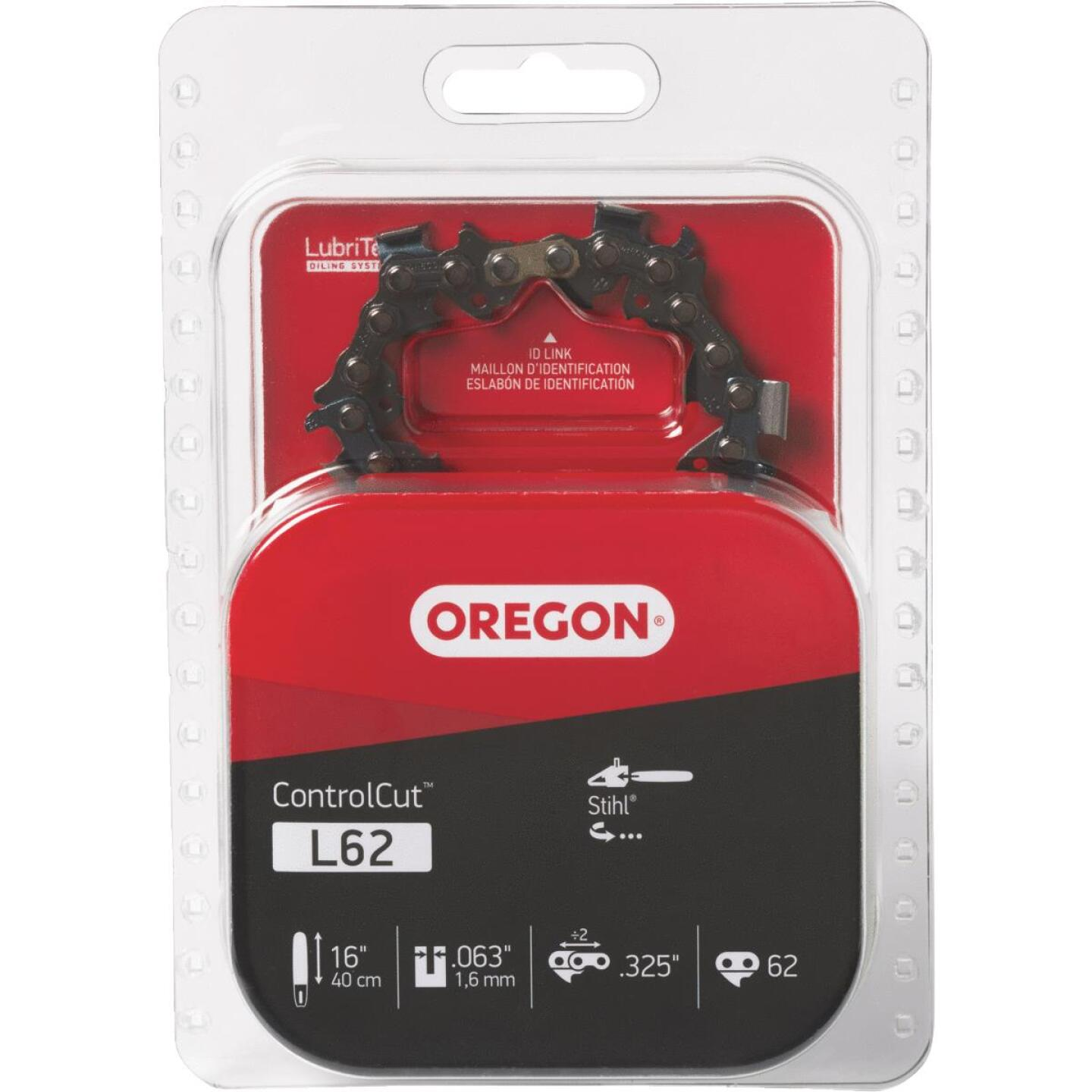 Oregon ControlCut L62 16 In. 0.325 In. 62 Link Saw Chain Image 1