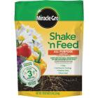 Miracle-Gro Shake N' Feed 8 Lb. 12-4-8 All-Purpose Dry Plant Food Image 1
