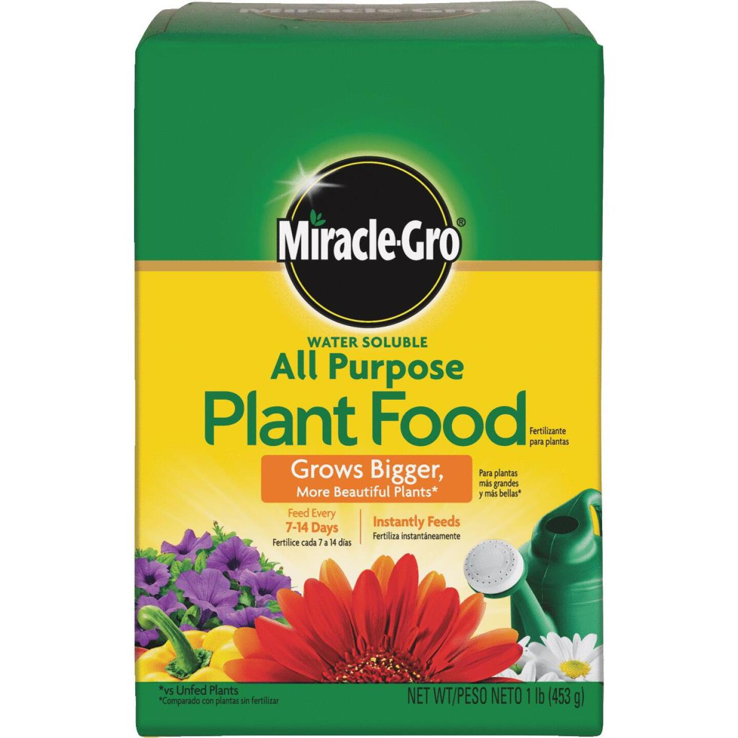 Miracle-Gro 1 Lb. 24-8-16 All Purpose Dry Plant Food Image 1