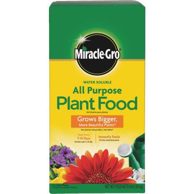 Miracle-Gro 4 Lb. 24-8-16 All Purpose Dry Plant Food