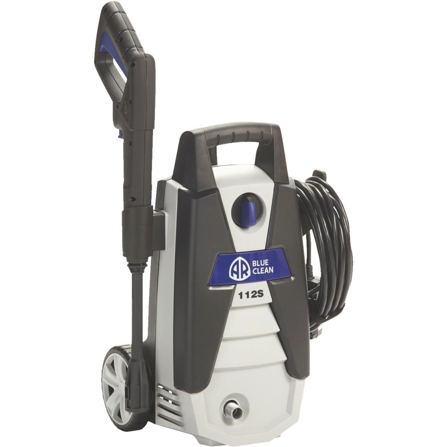 AR Blue Clean 1500 psi 1.4 GPM Cold Water Electric Pressure Washer Image 1