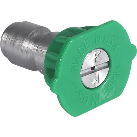 Mi-T-M 3.0mm 25 Degree Green Pressure Washer Spray Tip