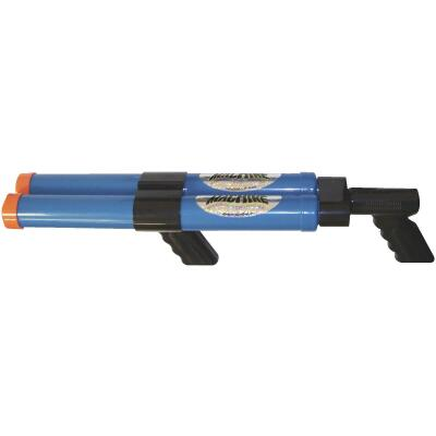 Water Sports 24 In. Double Barrel Stream Machine Water Launcher