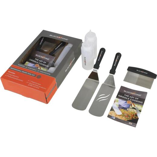 Blackstone Stainless Steel 6-Piece Griddle Tool Set